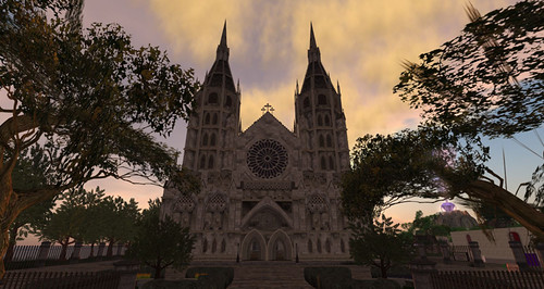 RFL: St. St. Illuminatius Cathedral - photograph by PJ Trenton