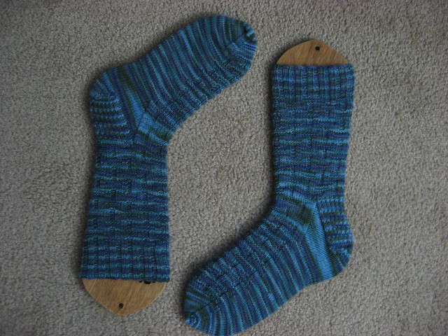 Bricker Socks