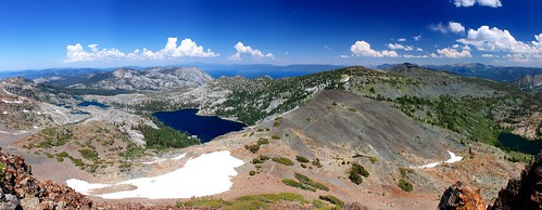 Dick's Peak Summit Pano