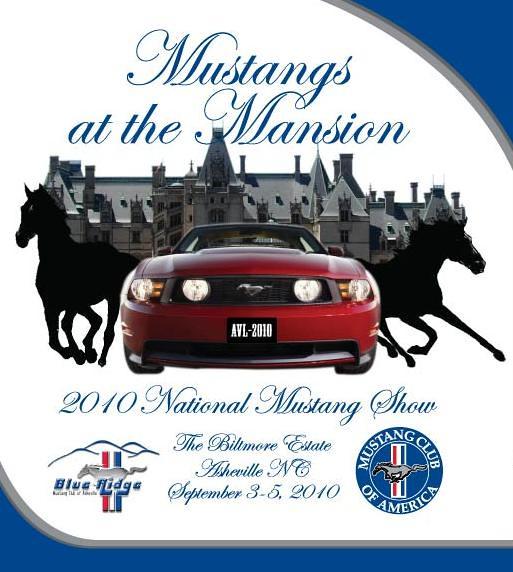 Greenlight Mustang Club of America 2010