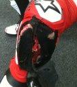 4942476383_8bf912f2e0_o - Nicky Hayden tem joelho machucado no GP de Indianapolis