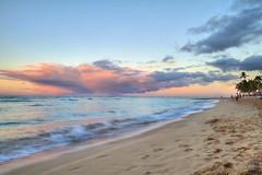 Morning Clouds from Waikiki