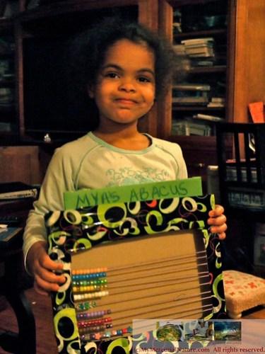 DIY: Abacus - 10