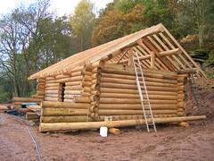 edenhall cabin logs