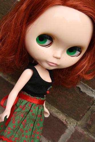 16/365- Darling Daphne
