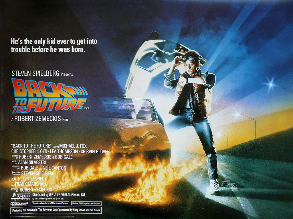 Back to the Future wide