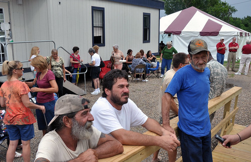 Fishing Families Wait for Aid