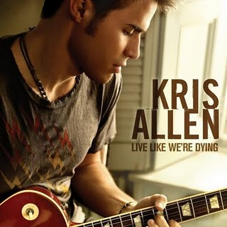 Kris Allen Live Like We're Dying