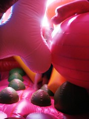 Complete History of Bompas and Parr - Inflatable Stomach