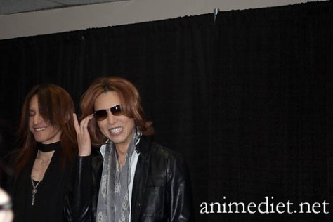 X-Japan Press Conference - 1