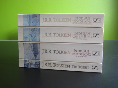 The Lord of the Rings / In de Ban van de ring