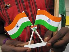 Independence Day - Indian Flag -Bangalore