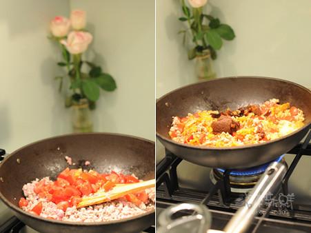 拌炒豬絞肉