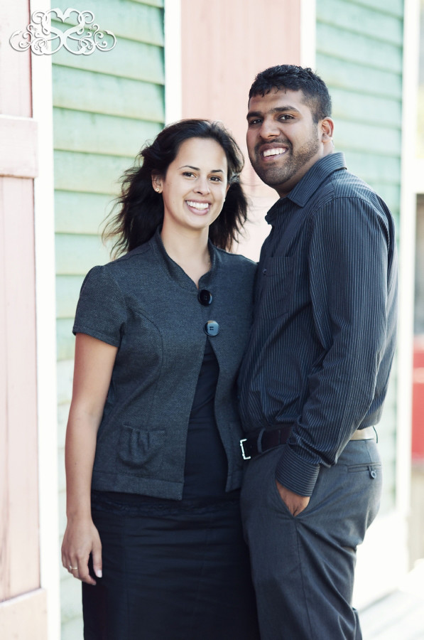 Jessica and Trevor