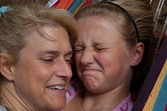 Heidi and Hannah