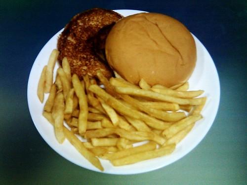 burger..