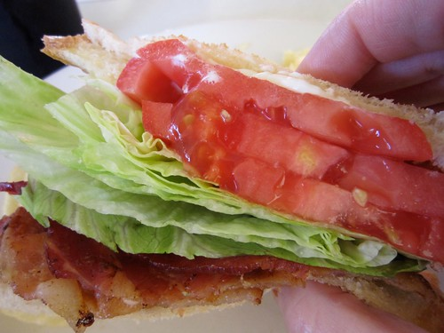 Best BLT - The Tomato Makes It!