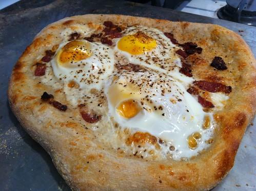 pizza 1 (breakfast)