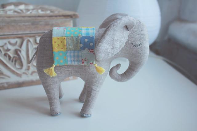 слоник by elfima