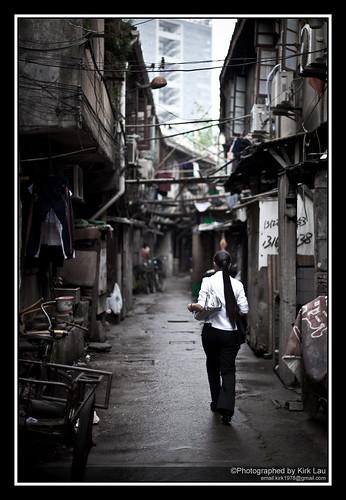 [Street] Walking home