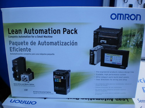 LEAN AUTOMATION Expopack 2010