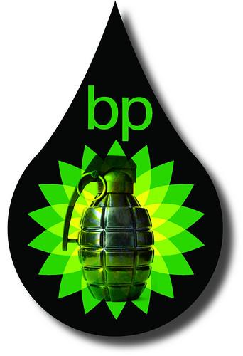 Print by Greenpeace UK.