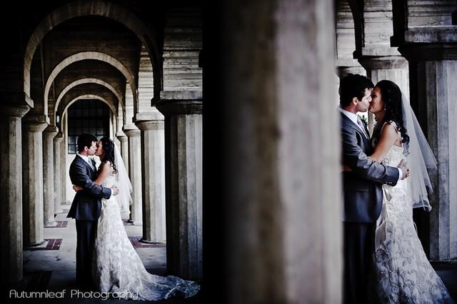 Amanda and Kieran's Wedding - UWA Undercroft