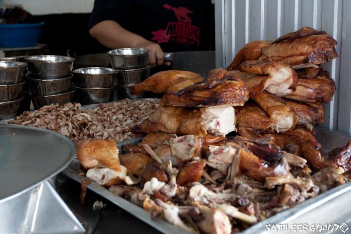 20100725 Chicken and pork rice @ Bukit Mertajam-3