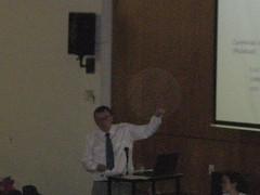 """Conferencia Dr. Michael Titze:  """"Gelotofobia (miedo a reír y al ridículo). Resultados de una investigación sobre el complejo de inferioridad"""" • <a style=""""font-size:0.8em;"""" href=""""http://www.flickr.com/photos/52183104@N04/4854656057/"""" target=""""_blank"""">View on Flickr</a>"""