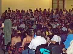"""Conferencia Dr. Michael Titze:  """"Gelotofobia (miedo a reír y al ridículo). Resultados de una investigación sobre el complejo de inferioridad"""" • <a style=""""font-size:0.8em;"""" href=""""http://www.flickr.com/photos/52183104@N04/4854663585/"""" target=""""_blank"""">View on Flickr</a>"""