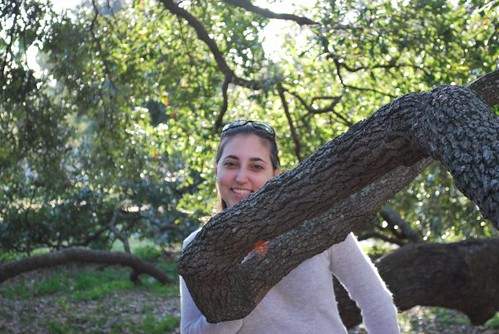 Me with Oak Tree