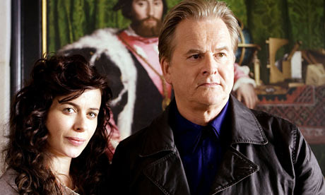 Framed with Eve Myles and Trevor Eve