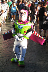 Walking The Strip – Toy Story Buzz Lightyear by James Marvin Phelps, on Flickr