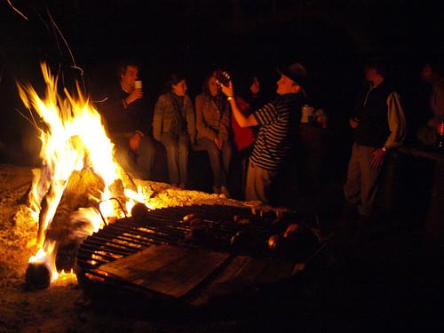 Córdoba: Asado nocturno