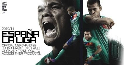Spanish La Liga Jerseys at Subside Sports