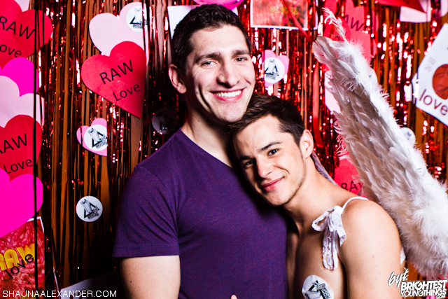 A RAW VDay with BYGays-4156