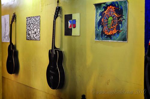 Wall at Cocina Juan