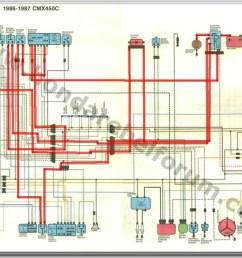 2002 cmx250c wiring diagram wiring circuit u2022 1986 honda cb450sc nighthawk 1986 honda cb450sc wiring [ 1062 x 745 Pixel ]