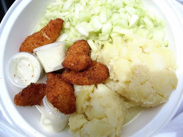 Cod Schnitzel