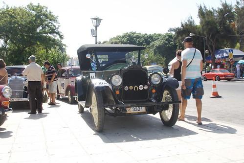 Heraklion antique rally
