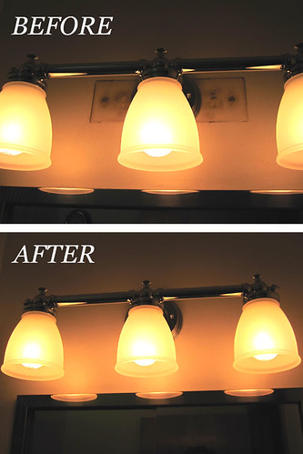 before-after lights