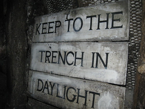 trench imperial war museum