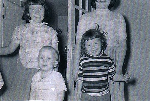 Willie Cindy Jim and Sandy 1959