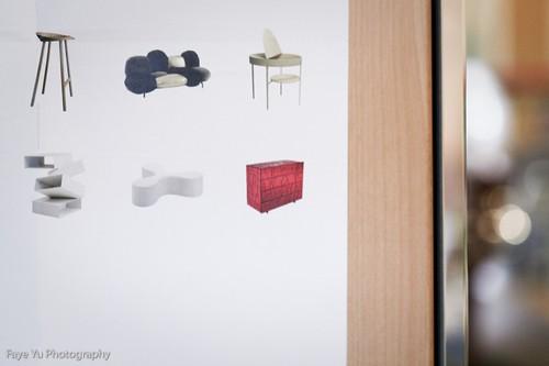 milan furniture week poster by MING