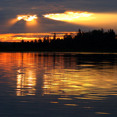 Island Lake, Alberta 2010