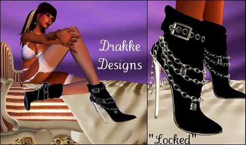 BLOG:  Shoe Fair Post #1 - Drakke Designs