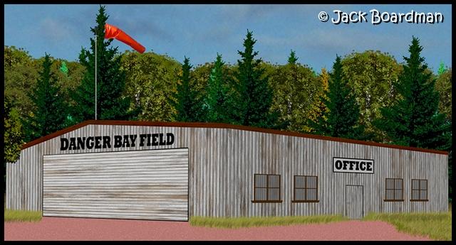 Danger Bay Airfield