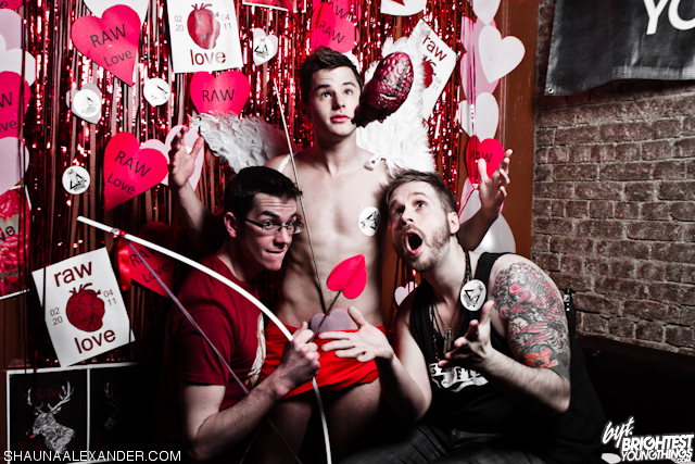 A RAW VDay with BYGays-4078