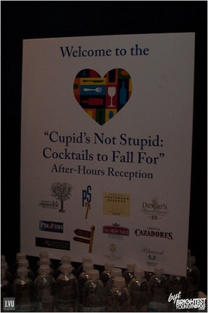 Cupid's Not Stupid - DC Food + Wine Festival Opening Ceremony