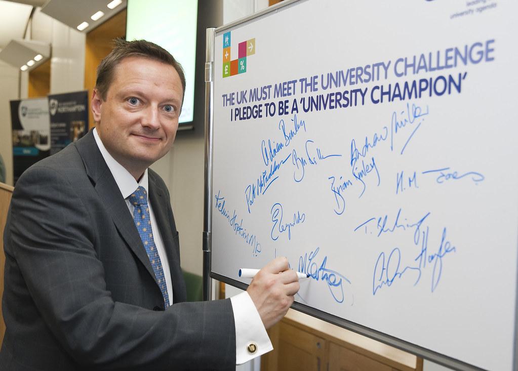 The +million University Challenge